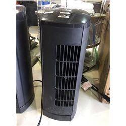 Cascade electric fan