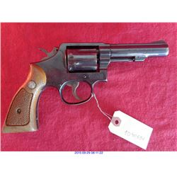 SMITH WESSON MODEL 10