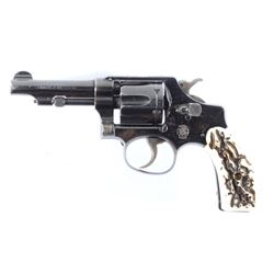 Smith & Wesson Hand Ejector Model 1903 Revolver