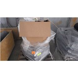 Pallet of H.D.P.E insulation kits