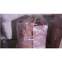 PALLET OF INSULATION PLUS 3 ROLLS TAPE