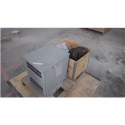 HAMMOND SINGLE PHASE DRY TYPE TRANSFORMER