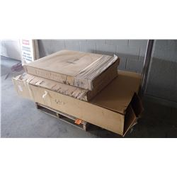 PALLET OF MISC FORD WINDSHIELDS PART #BC-3Z-250 3100-A ETC