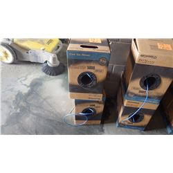 2 BX OF CAT 5E RISER GEN SPEED 5000 INTERNET CABLE