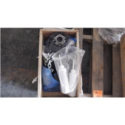PULLEY AND CHAIN HOIST KIT, BX W/PLANETARY REPAIR KIT