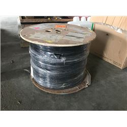 SPOOL OF 1000' REEL OF DUAL RGB COAX CABLE