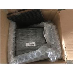 """BOX OF 8""""X8""""X1"""" ISOLATION PADS"""