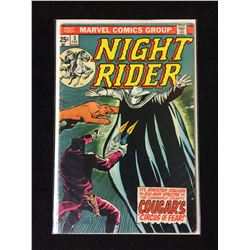 NIGHT RIDER #3 (MARVEL COMICS)
