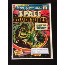 1959 SPACE ADVENTURES #29 (CDC)