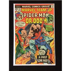MARVEL TEAM-UP SPIDER-MAN & DR. DOOM #43 (MARVEL COMICS)