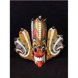 INDONESIAN WALL MASK