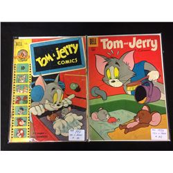 GOLDEN AGE COMIC BOOK LOT TOM AND JERRY