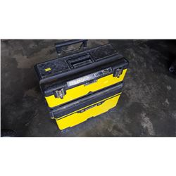 STANLEY ROLLING COMBINATION TOOL BOX