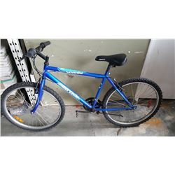 BLUE SUPERCYCLE BIKE