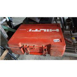 HILTI DX600N CONCRETE NAILER