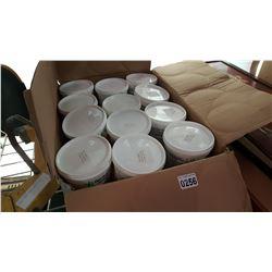 BOX OF PLASTER FILLER