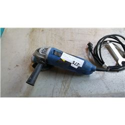 POWERFIST ANGLE GRINDER TESTED AND WORKING