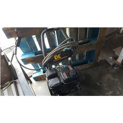 BE GAS POWER WASHER TESTED AND WORKING