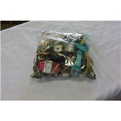 LARGE BAG OF WATCHES