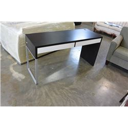 MODERN 2 DRAWER DESK