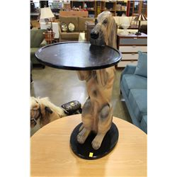 DOG BUTLER STAND