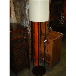 3 TIER GLASS MODERN LAMP