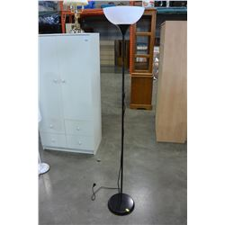 2 FLOOR LAMPS