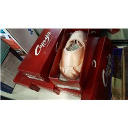 5 PAIRS NEW BALLET SHOES