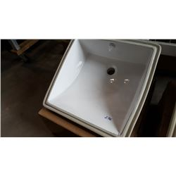 PORCELAIN SINK