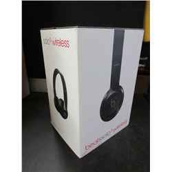 Beats by Dr. Dre / Solo 3 wireless / Black / These are the real deal !