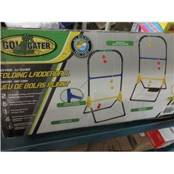 Go Gater Ladderball outdoor Game / great for Camping