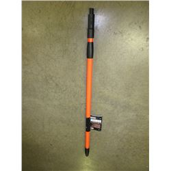 New Telescoping Handle / 32 - 54inch/ locks securly-rollers-brushes