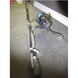New Rod & Reel combo / 6ft Med Action 2 piece rod