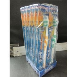 1 Dozen Factory Sealed ORAL-B Toothbrushes / Classic Soft