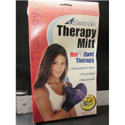 New Elasto-Gel Therapy Mitt / Hot & Cold Therapy/ microwavable