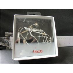 urbeats Beats by Dr. Dre Headphones gold special edition