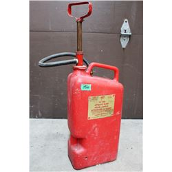 Jerry Can w/Pump