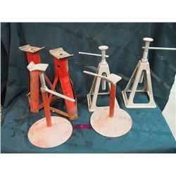 Jack Stands, 3 Pairs