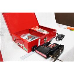 Sears Craftsman Scroller Saw w/Case and Contents