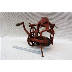 Cast Iron Horse Drawn Hay Mower Sharpener