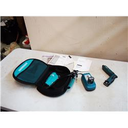 Lithium Ion Makita Cordless Impact Driver W/ 2 Batteries, Charger, Case
