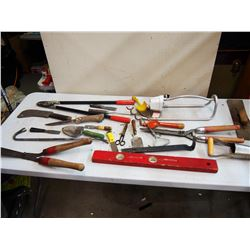 Lot Of Gardening Tools And Related