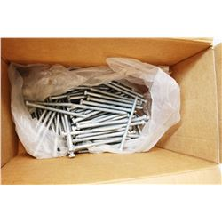 "Box of 6"" Screws"