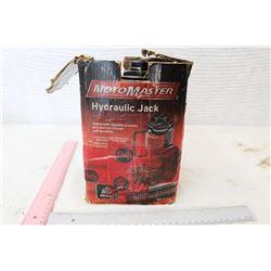 Motomaster 12 Ton Hydraulic Jack