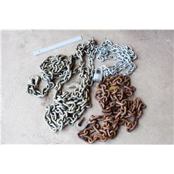 Lot of Misc Chain