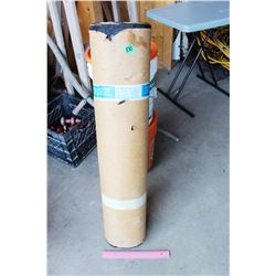 Roll of Building Material (Winter Grade, Damp Proofing Membrane)