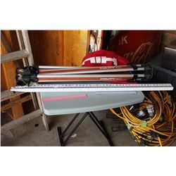 Hilti Tripod and Telescoping Measuring Stick w/Bag (PA911)