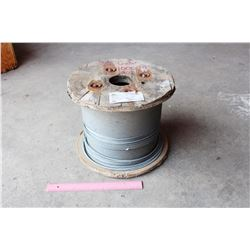 Spool of Galvanized Steel Wire Rope 3/16""