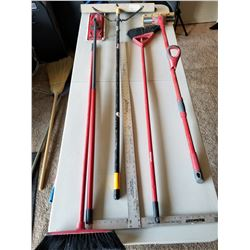 Lot Of Hand Tools (Brooks, Square Etc)