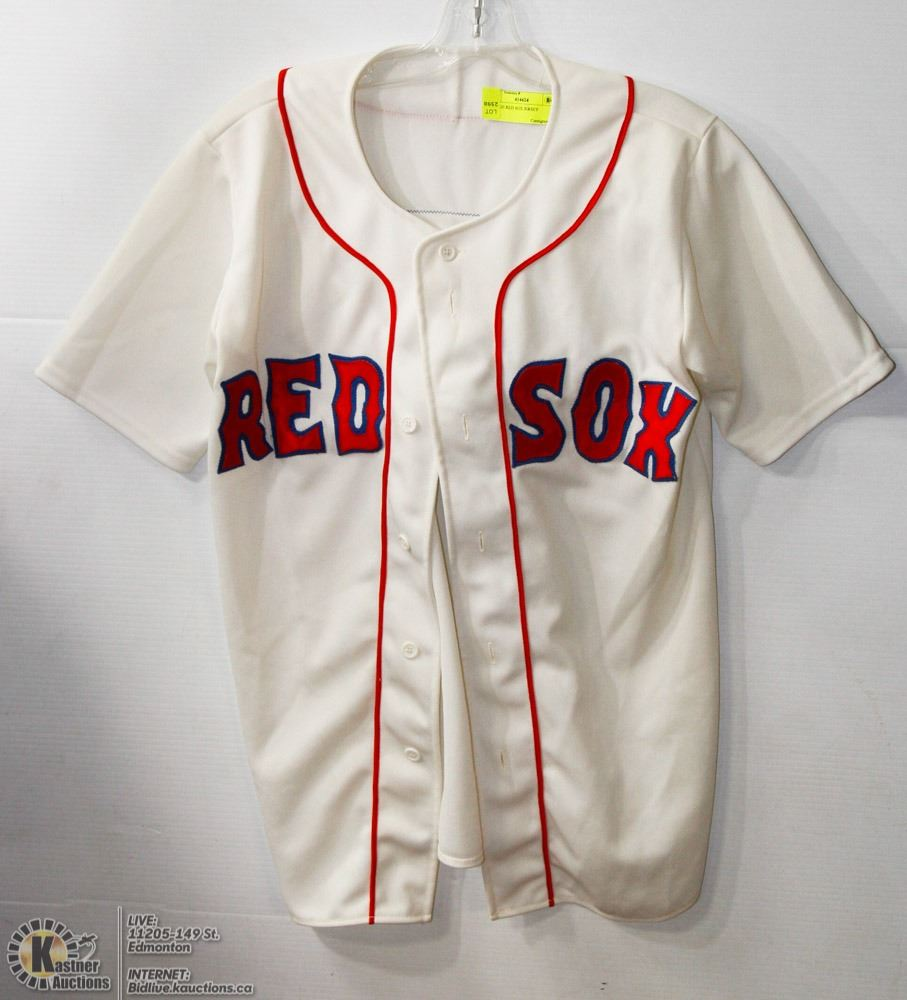 official photos 28be6 0ad35 VINTAGE RED SOX JERSEY